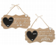 Mr & Mrs Counting the Days Wooden Plaque Available in 2 Styles. 67029